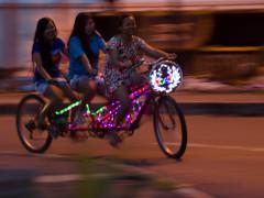 Bicycle in Yogyakarta